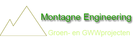 Logo montagne engineering